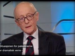Tidligere statsminister Kåre Willoch. (Skjermdump fra NRKs dokumentar Da vi styrte landet.)