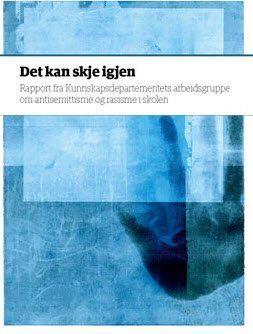 Forsiden på rapporten.