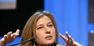 Tzipi Livni. Foto: Yoshiko Kusano, WEF
