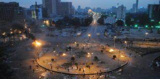 Tahrir-plassen 20. november 2011. Foto: Lilian Wagdy, flickr.com