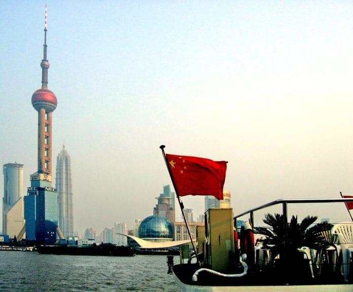 Israel eksporterer stadig mer varer østover på det asiatiske kontinent, særlig til Kina. (Foto: Phogel, flickr.com)