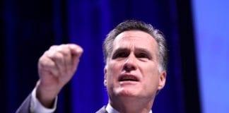 MItt Romney i debatt