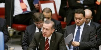 Prime Minister of Turkey Addresses Security Council Summit