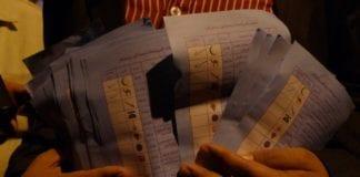 Stjålne stemmesedler