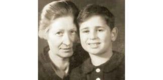 Gertruda Bablinska og Michael Stolowitzky.