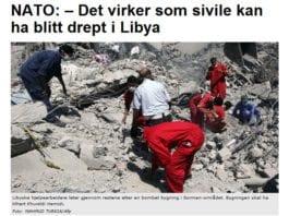 Skjermdump fra Nrk.no 21. desember 2011.