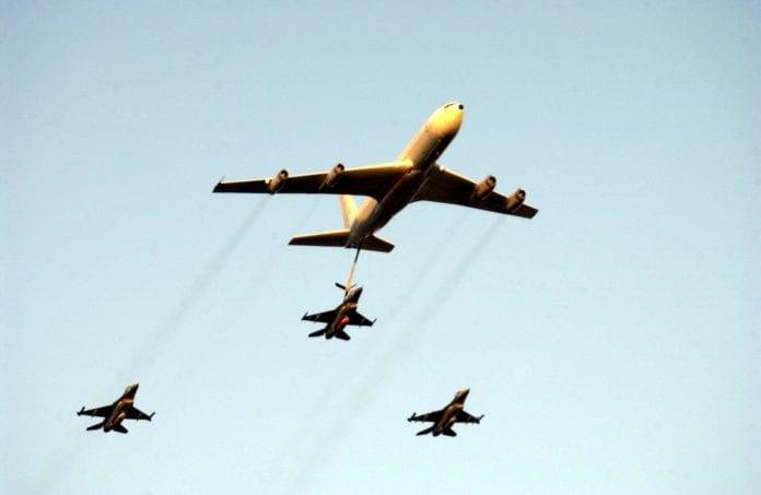 Israelske luftstyrker. (Arkivfoto: GPO)