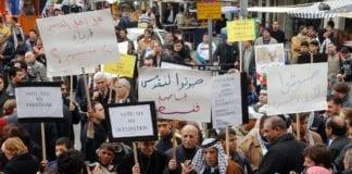 Fra den palestinske valgkampen i 2006. (Foto: GPO)