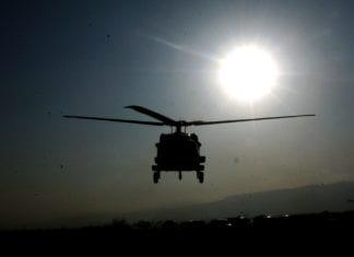 Israelsk Black Hawk helikopter. (Foto: GPO)