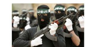 Væpnede Hamas-menn. (Illustrasjonsfoto)