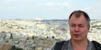 Reiseleder Bjarne Bjelland