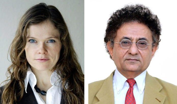 Cecilie Hellestveit og Ben-Dror Yemini holder to foredrag hver på Israel-konferansen 2012.