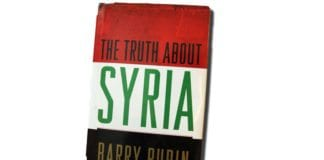 The Truth About Syria av Barry Rubin