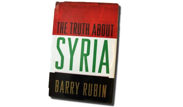 The Truth About Syria av Barry Rubin