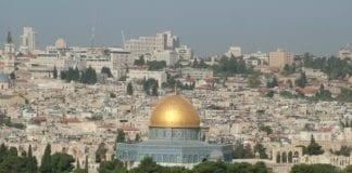 Jerusalem. (Arkivfoto: Conrad Myrland, MIFF)
