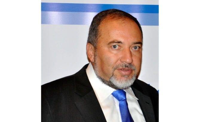 Israels utenriksminister Avigdor Lieberman. (Foto: Michael Thaidigsmann)