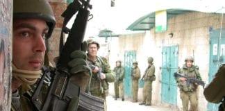 Våkne soldater stanset terrorister. (Illustrasjonsfoto: GPO)