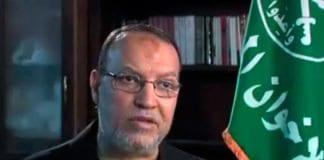 Essam Arian fra Det muslimske brorskapet. (Skjermdump fra ikhwanweb.com)