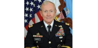 USAs forsvarssjef Martin Dempsey.
