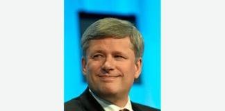 Canadas statsminister Stephen Harper (Foto: Remy Steinegger)