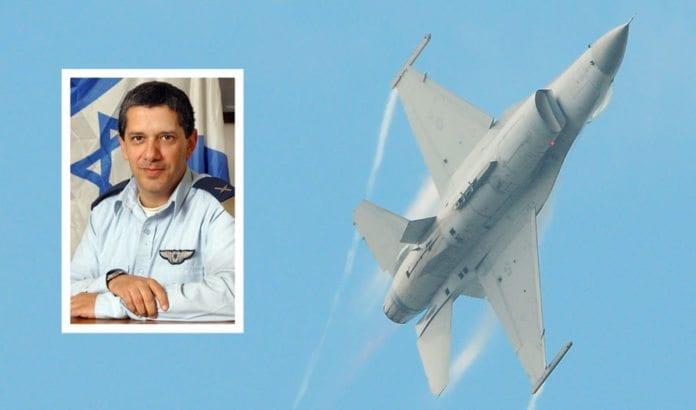 Generalmajor Amir Eshel. (Foto: Buddy8d, flickr og IDF)