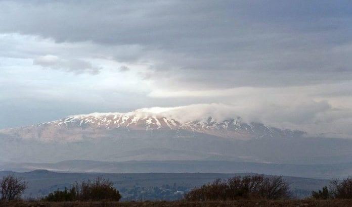 Hermon-fjellet. (Foto: Yoni Lerner, flickr.com)