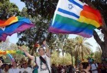 Fra homoparade i Tel Aviv i 2009. (Foto: Meir Jacob, flickr.com)