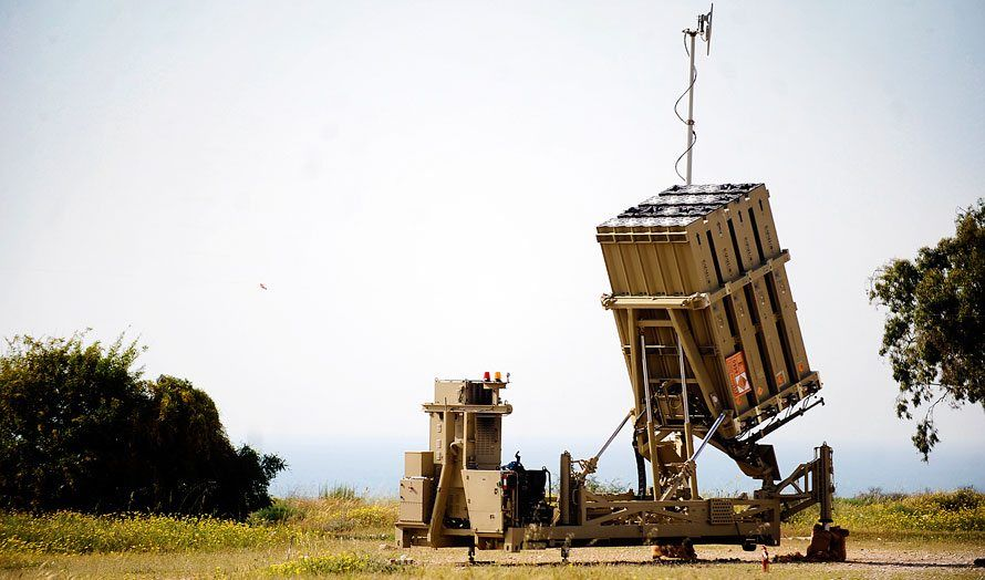 Iron Dome. (Foto: IDF)