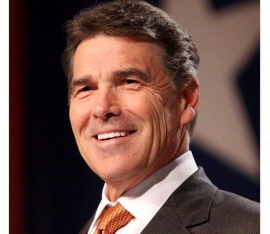 Rick Perry. (Foto: Wikimedia)