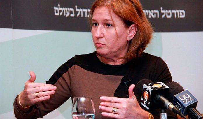 Kadima-leder Tzipi Livni. (Foto: Tzipi Livni, flickr.com)