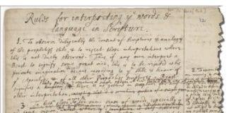 Isaac Newtons teologiske verker er digitalisert.
