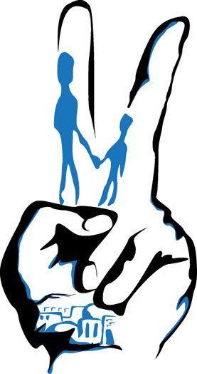 Logo til Israel Peace Week. (Kilde: hasbarafellowships.org)