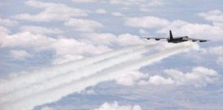 B-52 Stratofortress. (Illustrasjonsfoto: US Air Force)