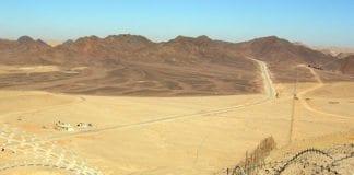 Grenseområdet mellom Egypt og Israel. (Illustrasjonsfoto: AslanMedia, flickr.com)