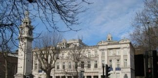 Queen Mary universitetet. (Foto: Wikimedia Commons)