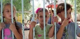 Barnehagebarn i Jerusalem. (Illustrasjonsfoto: Conrad Myrland, MIFF)