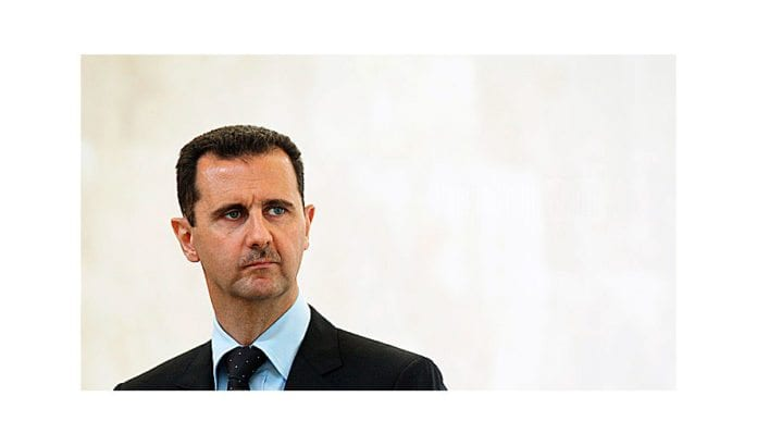 Bashar Assad. (Foto: PanARMENIAN_Photo)