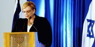 Høyesterettspresident Dorit Beinisch. (Foto: GPO)