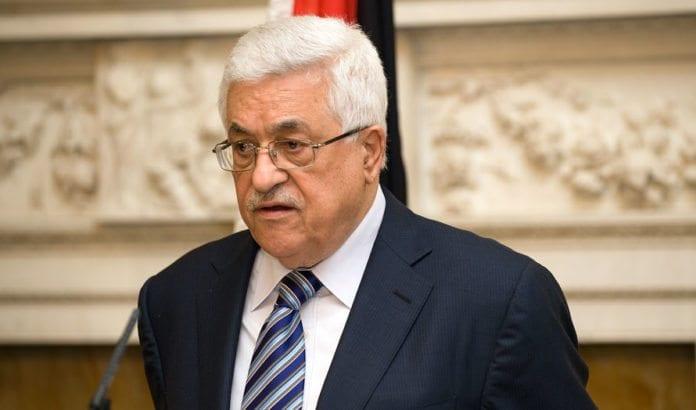 Mahmoud Abbas på pressekonferanse i London i januar 2012. (Foto: Cabinet Office, flickr.com)