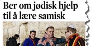 Faksmile fra avisen Dagen 22. februar 2012.