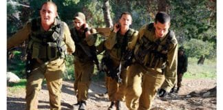 Soldater fra Givati-brigaden. (Foto: IDF)