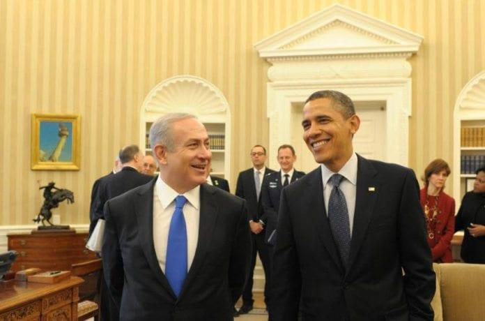 President Barack Obama tok imot statsminister Benjamin Netanyahu i Det hvite hus 5. mars 2012. Det var det niende møtet mellom de to statslederne på tre år. (Foto: Amos Ben Gershom, GPO)