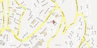 Den israelske ambassaden i Ankara. (Google Maps)