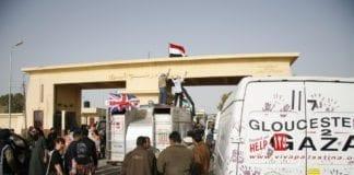 Fra grenseovergangen Egypt-Gaza. (Illustrasjonsfoto: reway2007, flickr.com)
