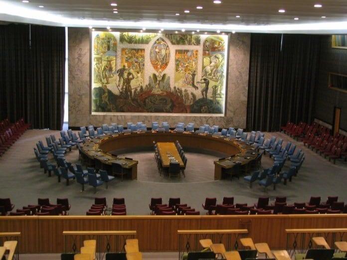 Et enstemmig Sikkerhetsråd støtter opp om Kofi Annans innsats i Syria. (Foto: Francois Proulx)