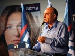 Shaul Mofaz overtar ledelsen av Knessets største opposisjonsparti, sentrumspartiet Kadima. (Foto: Tzipi Livni, flickr.com)