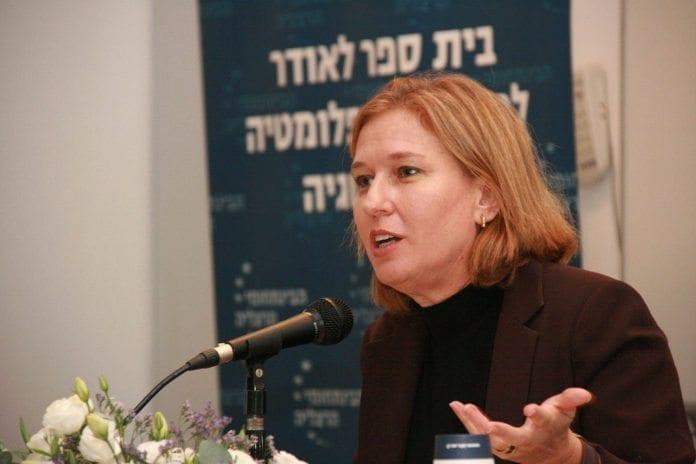 Ha'aretz' siste meningsmåling er trist lesning for Kadima-leder Tzipi Livni, tre uker før det er nytt partiledervalg. (Foto: Itzike, flickr.com)
