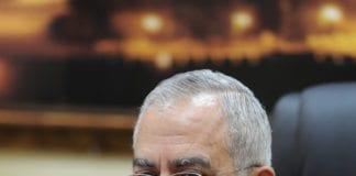 PAs statsminister Salam Fayyad var fornøyd med de nye 5,75 milliarder kronene som giverlandsgruppen spytter inn i palestinsk økonomi. (Foto: Den katolske kirke, England and Wales)