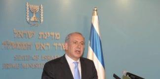 """Benjamin Netanyahu kaller menneskerettighetsrådet """"overfladisk og overdådig"""". (Foto: GPO)"""