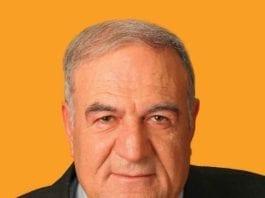 Said Nafaa er Knesset-representant for Balad. (Foto: Wikipedia)